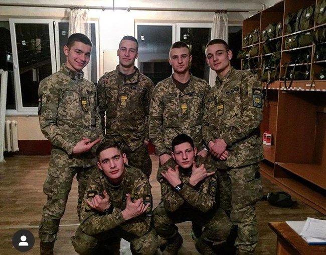 курсанти, які були на борту Ан-26