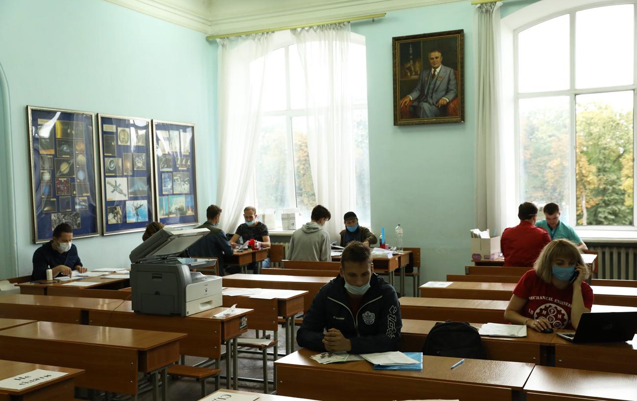 студенти карантин освіта