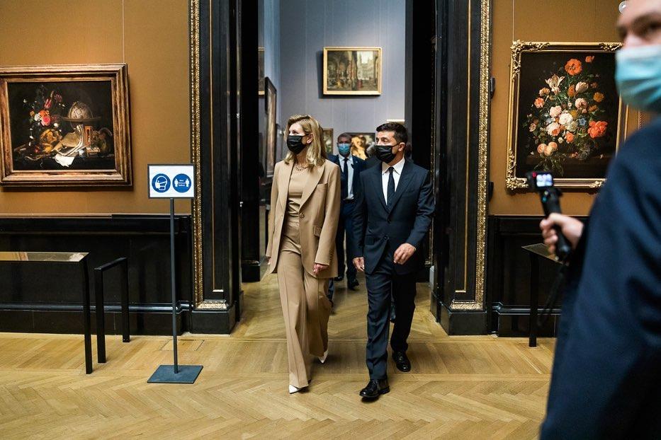 аудіогід українською у віденському Музеї історії мистецтв