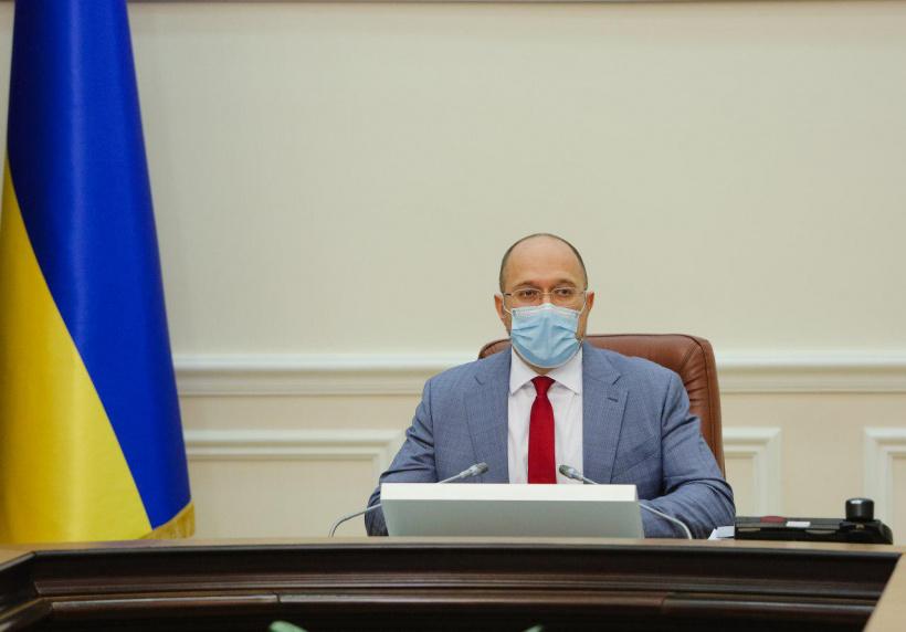 Шмигаль заявив, що мета Кабміну — прозоре містобудування