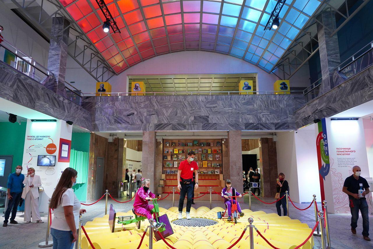Музей науки Київ