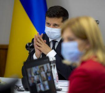 Зеленський: Україна прагне оновити торговельну частину Угоди про асоціацію з ЄС