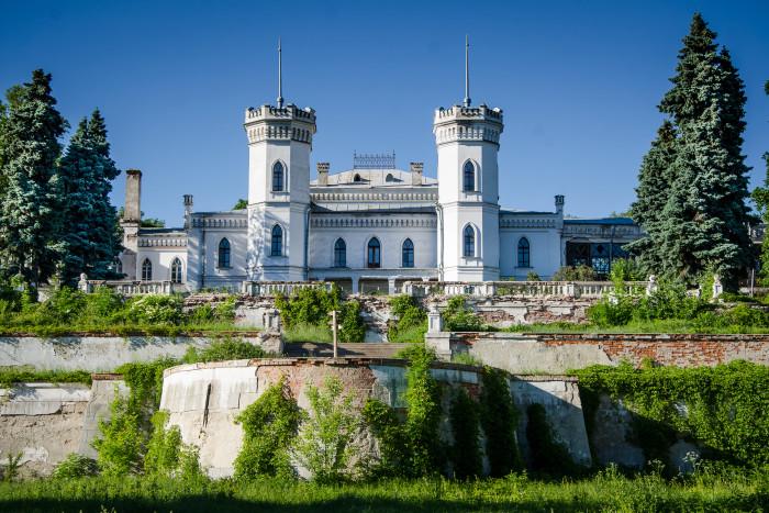 Палац Кеніга в Шаровці
