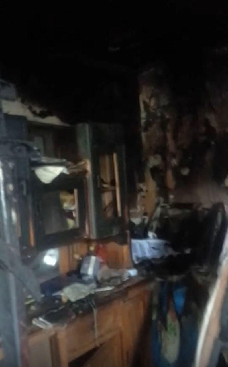 У Полтавській області підпалили храм ПЦУ
