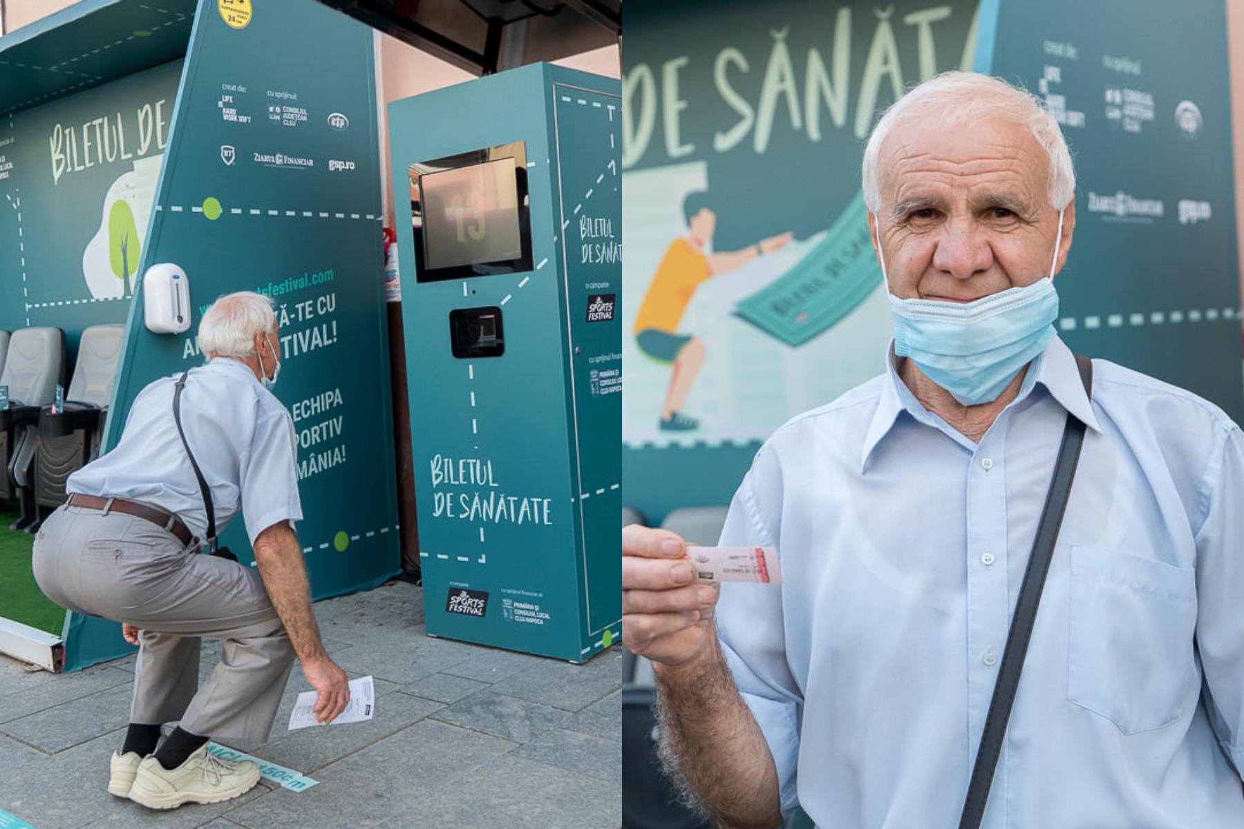 В румынском городе предложили бесплатный проезд на автобусе за 20 приседаний