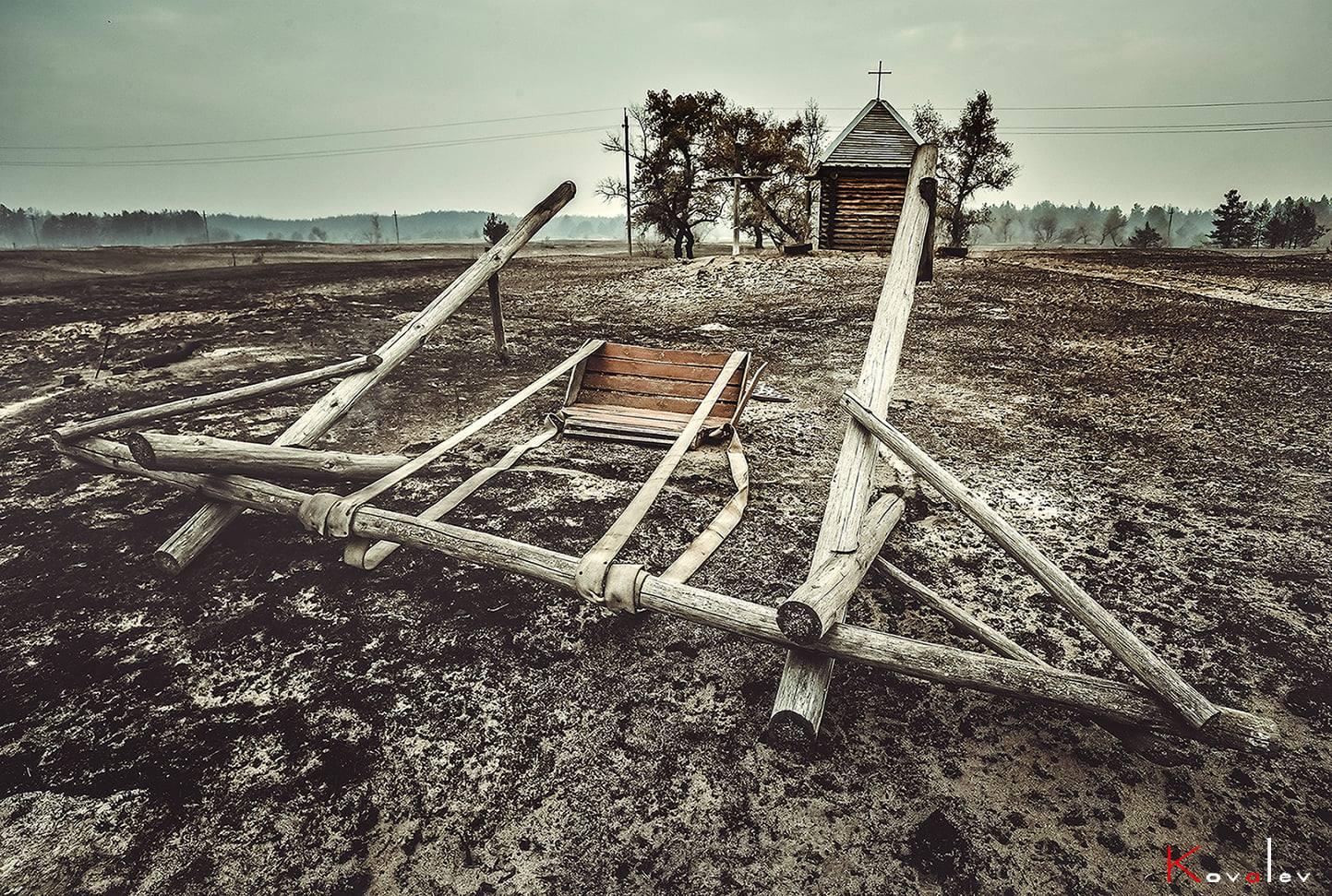 На території Луганської області продовжується гасіння понад 30 пожеж