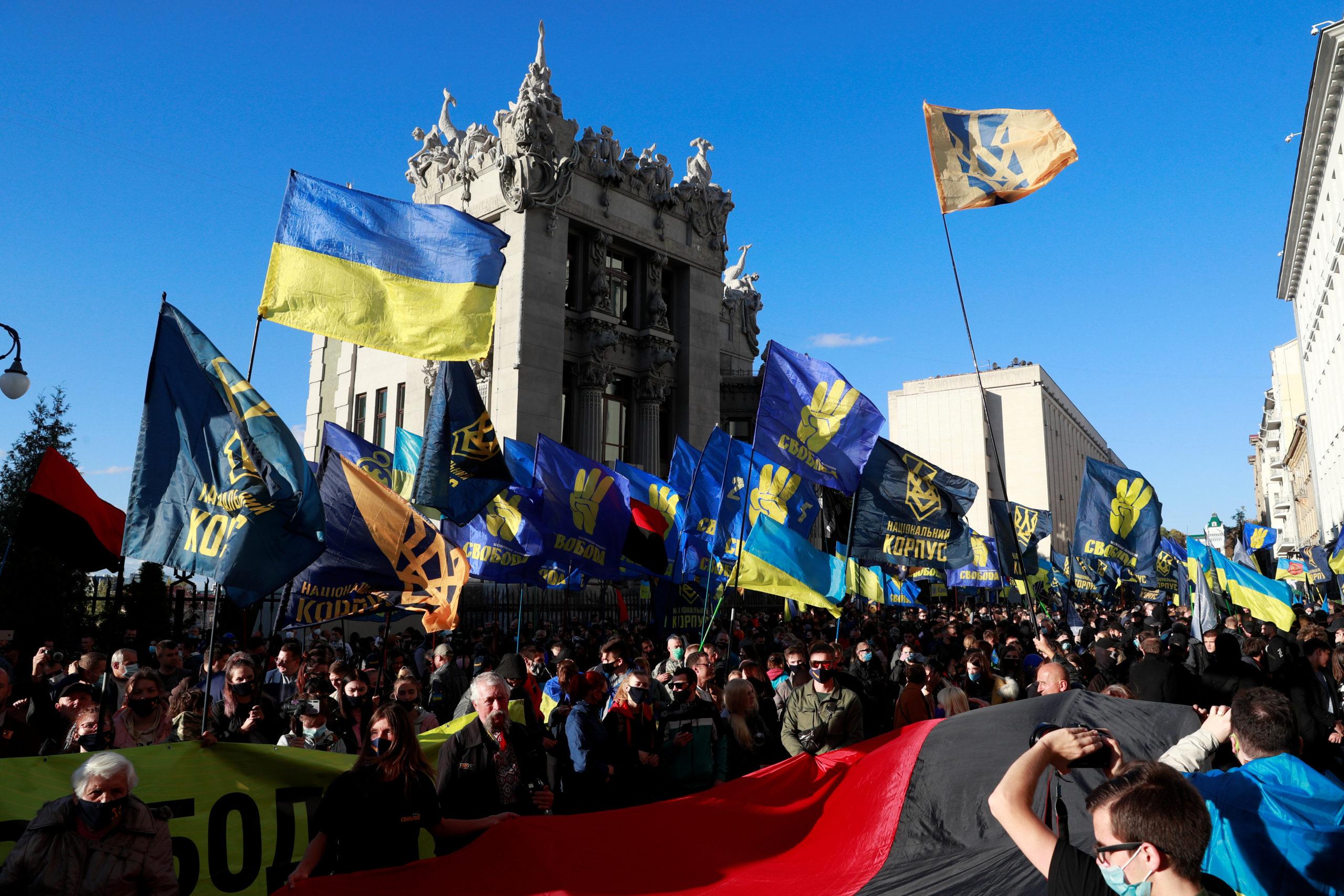 Марш УПА 2020 у Києві