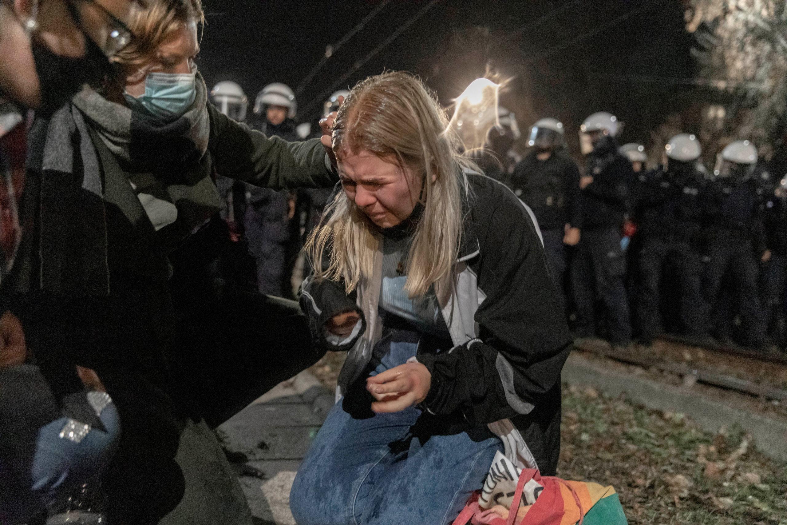 протести в Польщі через аборти