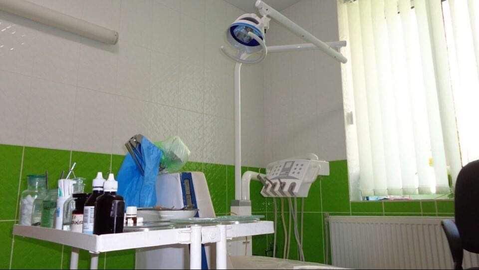 стоматологічний кабінет Дмитрівська ОТГ