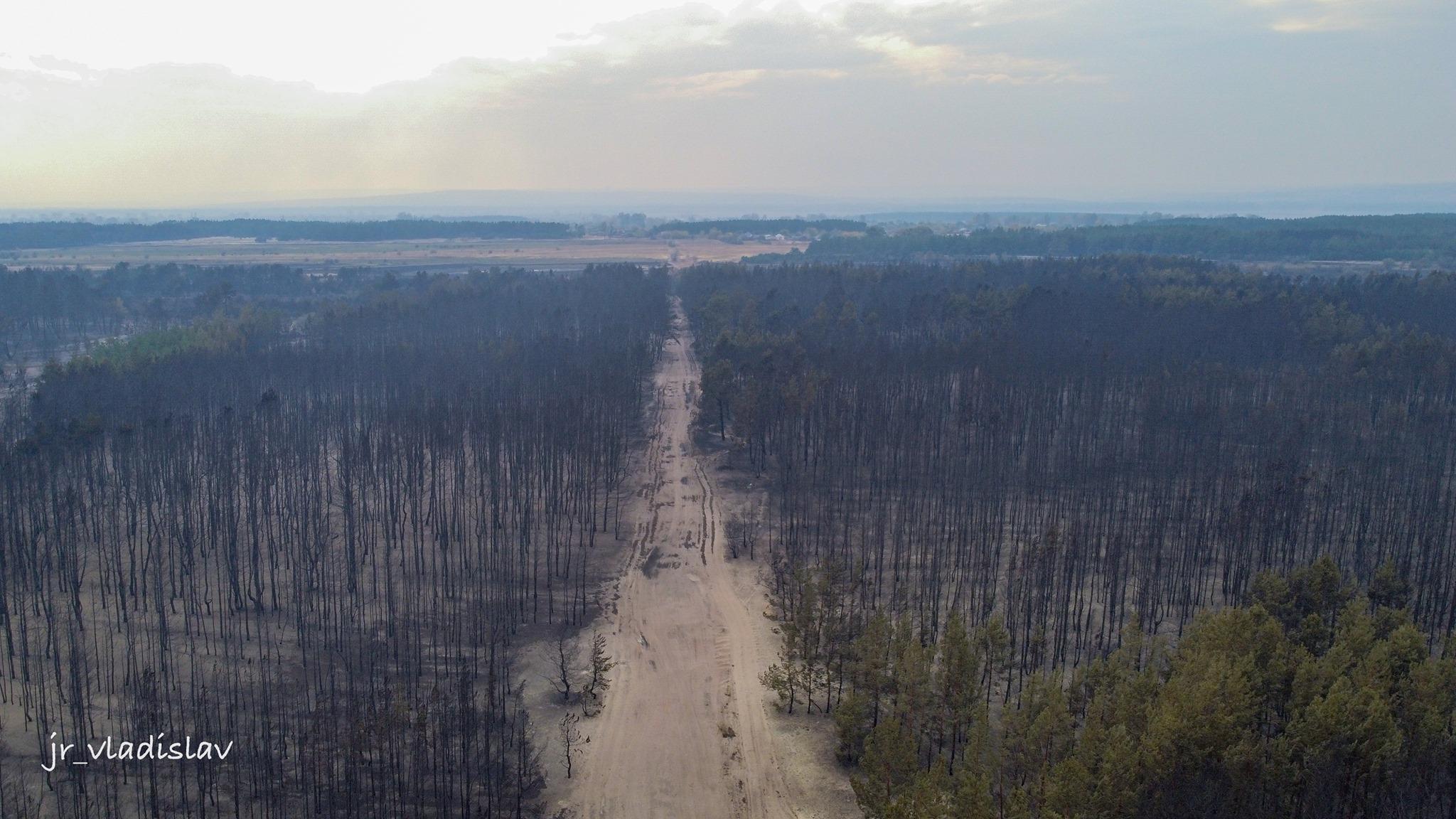 пожежі луганська область