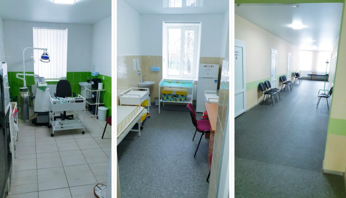 Дмитрівська громада лікарня