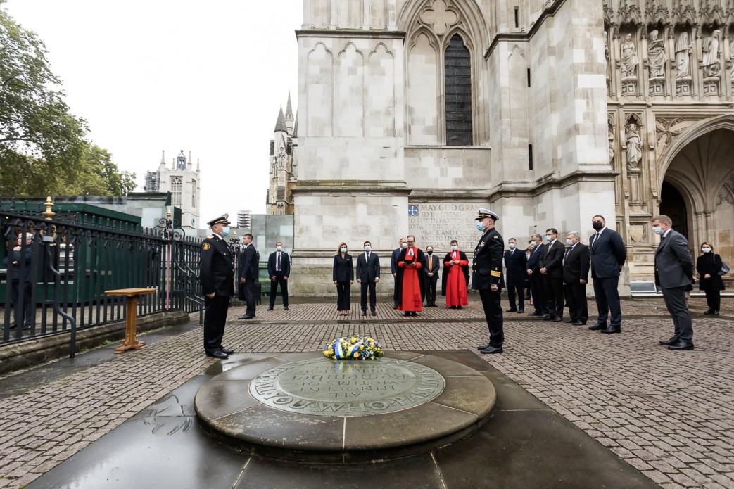 абатство у лондоні