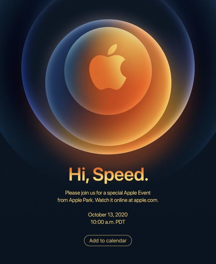 Стало відомо, коли Apple представить iPhone 12