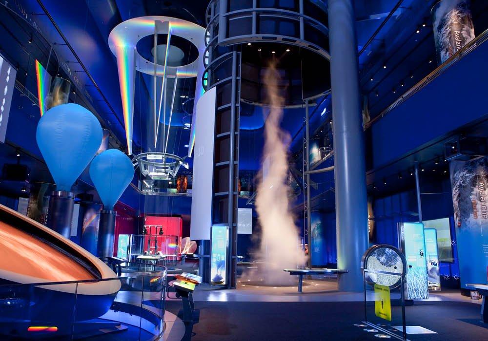 Музей науки у Чикаго