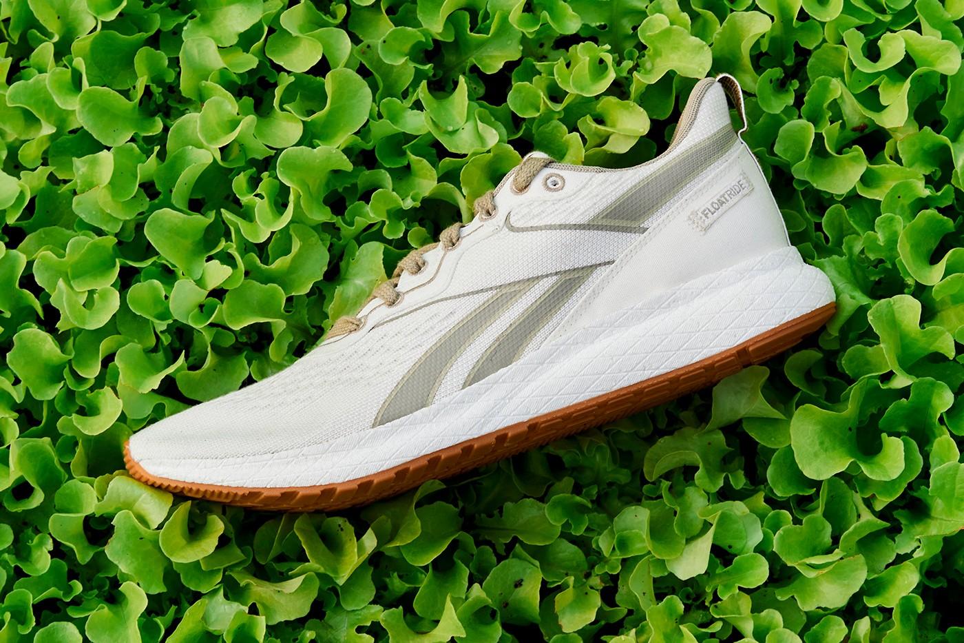 Reebok створила кросівки з рицини, евкаліптового дерева та водоростей