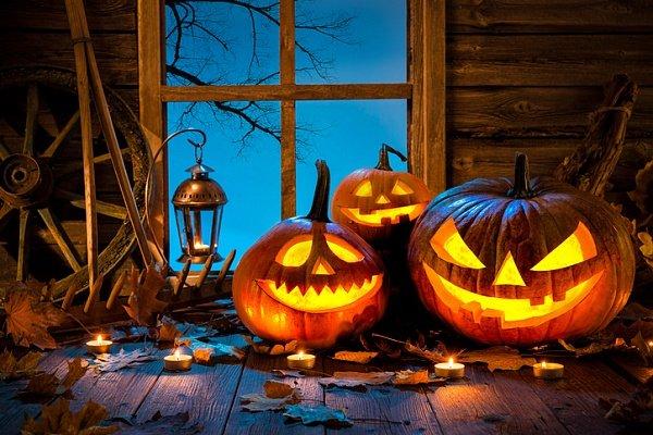 Хелловін на карантині