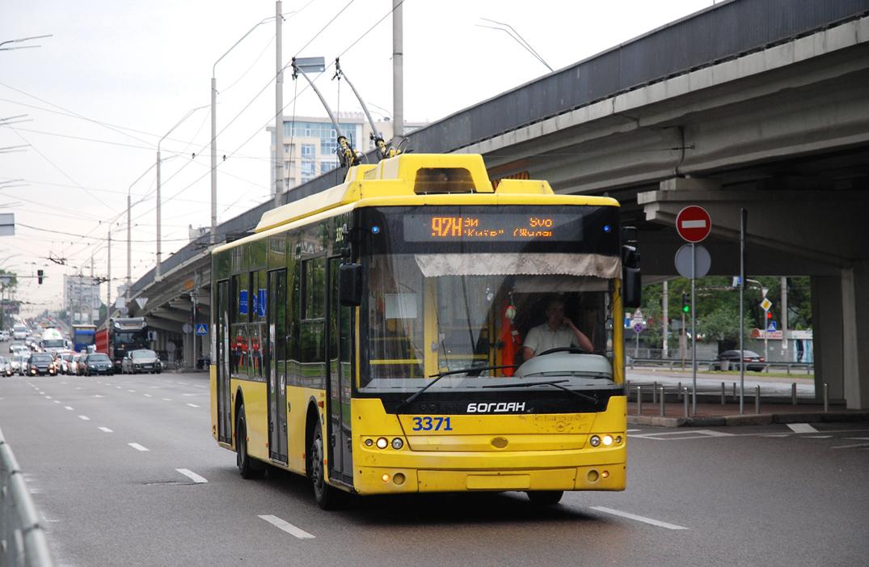 транспорт тролейсбус авто