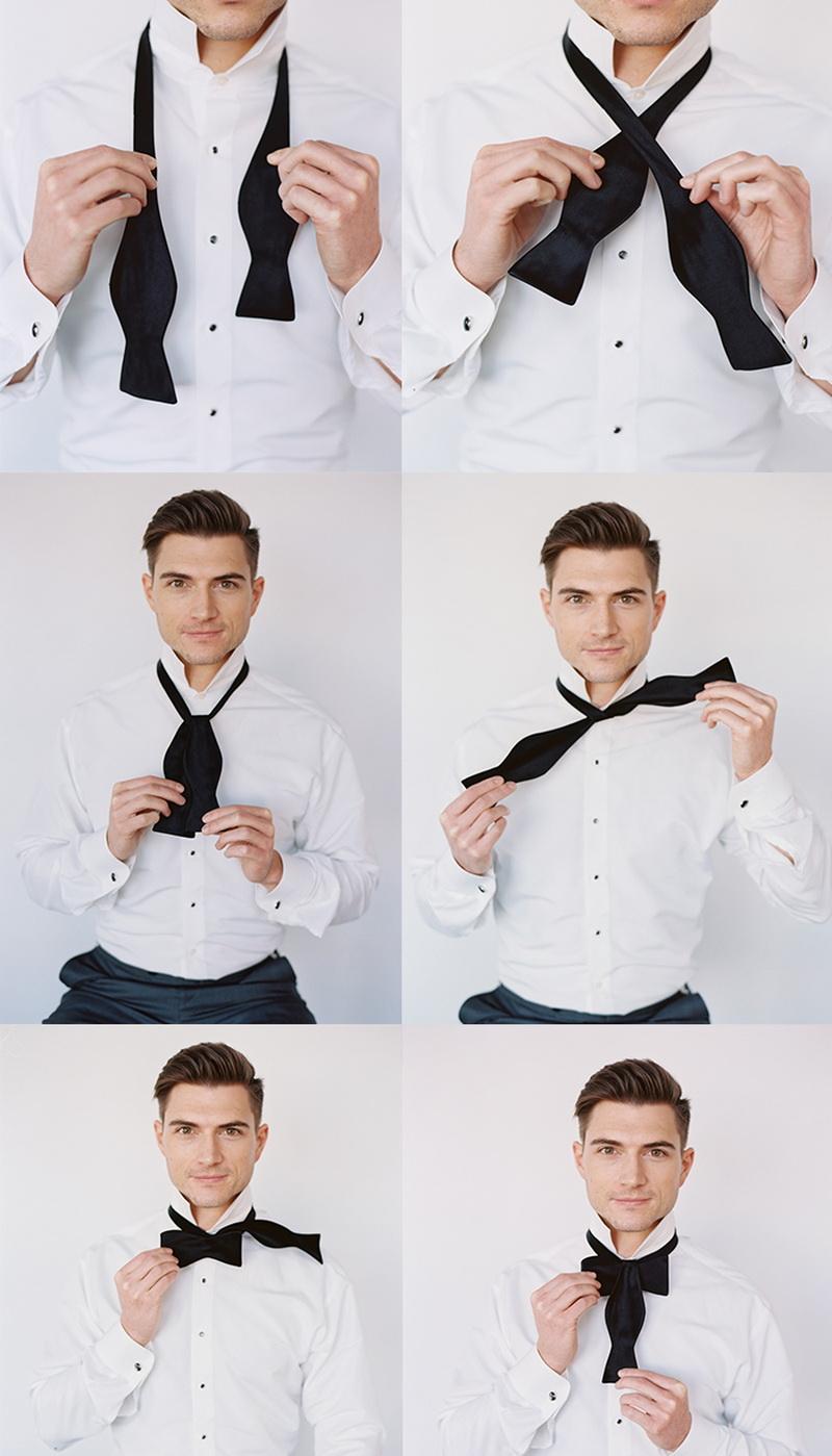 як носити краватку