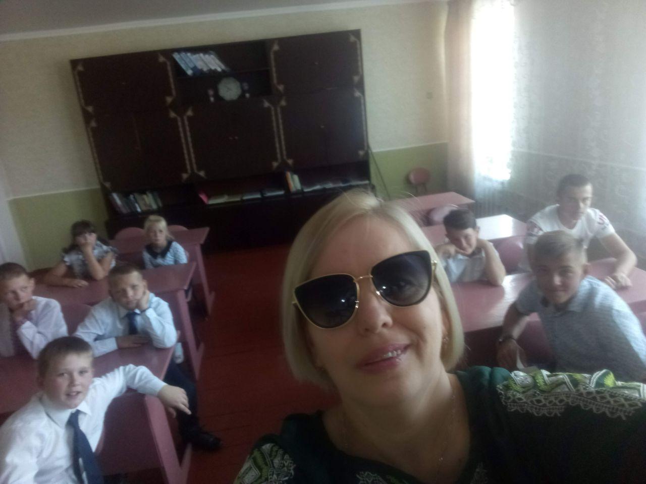 день вчителя