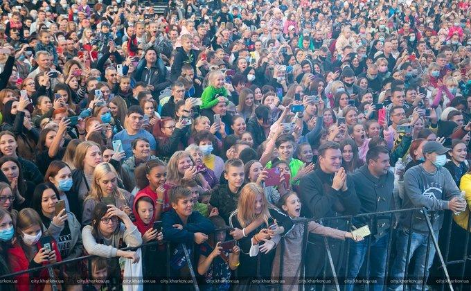 концерт полякової у харкові