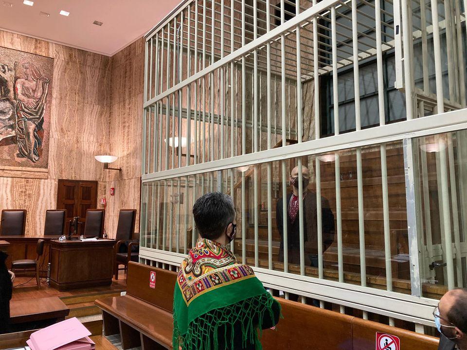 марків в суді