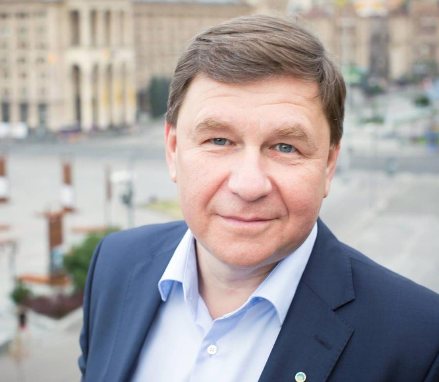 Михайло Поживанов