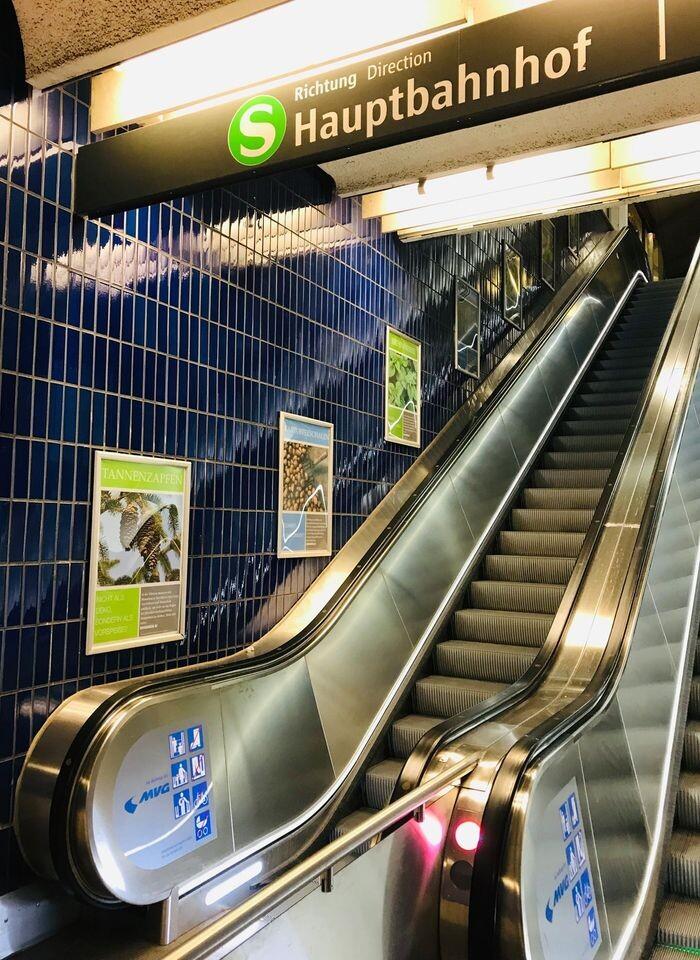 В мюнхенському метро з'явилися плакати про Голодомор
