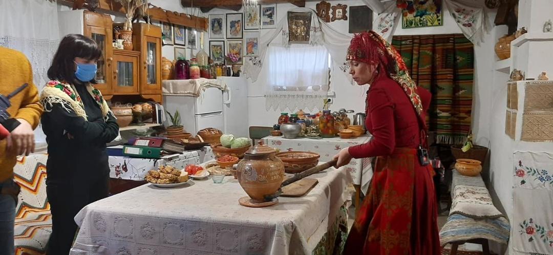 На Полтавщині з'явилися музеї борщу та хліба