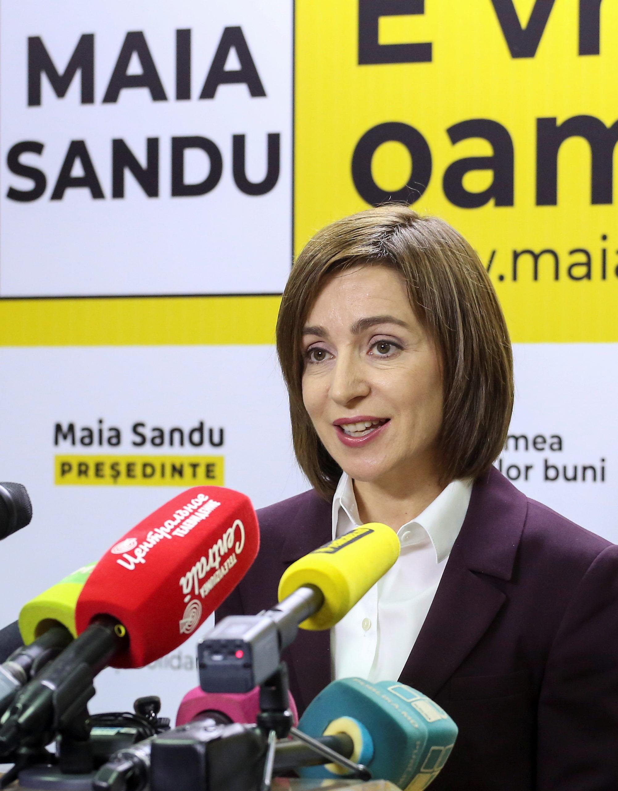 Нова президентка Молдови Санду в першій же промові заявила про намір будувати діалог з Україною