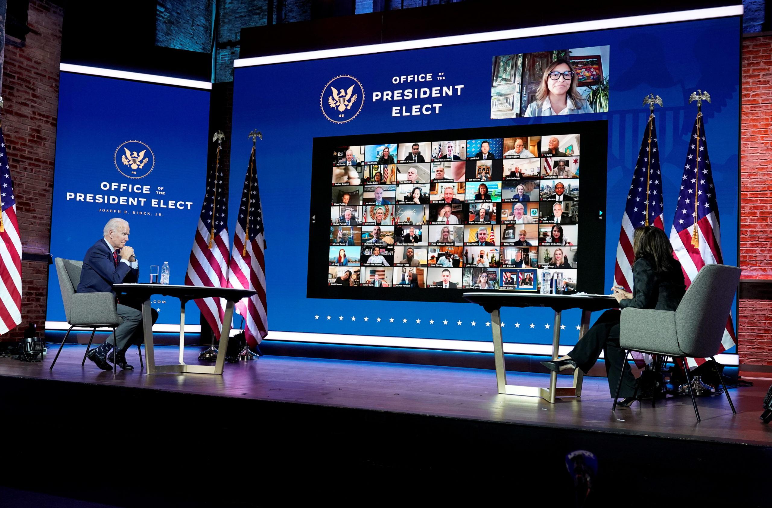 Байден представив претендентів на ключові посади у Білому Домі