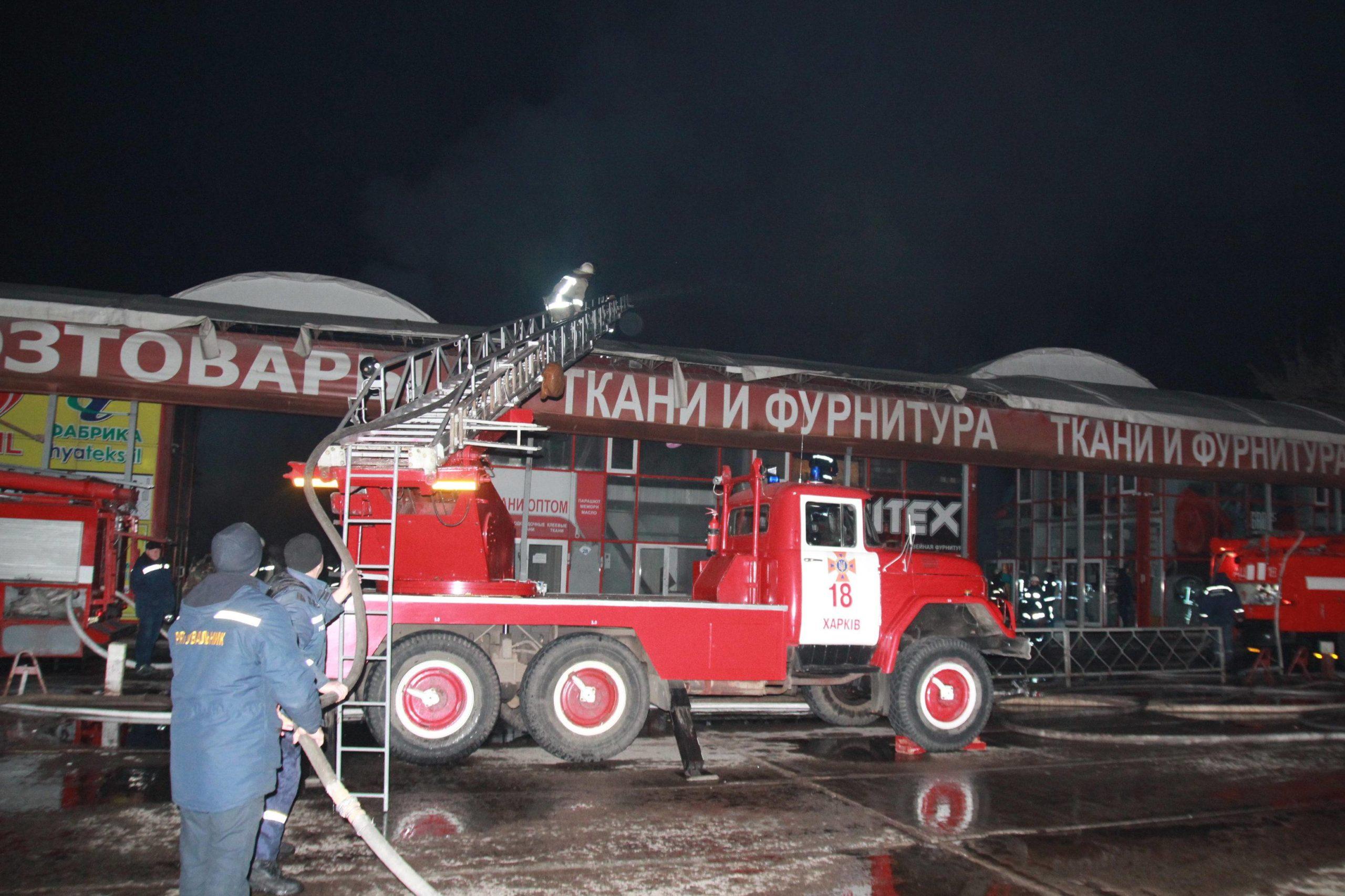 На найбільшому ринку України