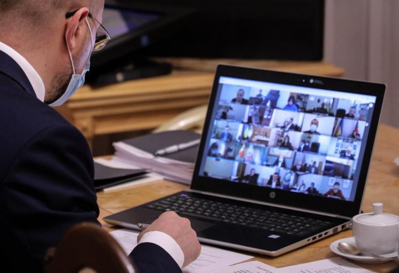 Шмигаль обговорив з міськими головами питання протидії COVID-19: до чого дійшли