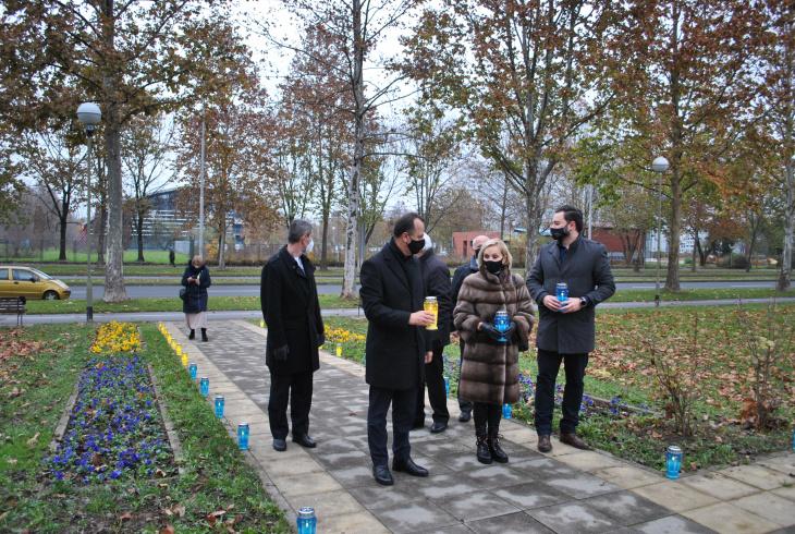 У парламенті Хорватії Голодомор вперше назвали геноцидом українців