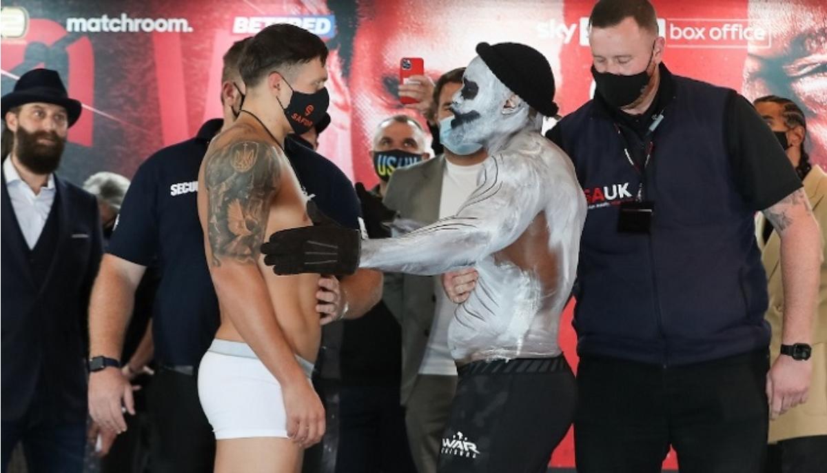 Український боксер Усик переміг Чисору у Лондоні