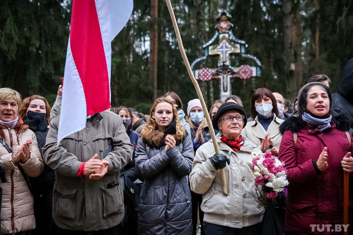 білоруси дійшли до урочища куропати