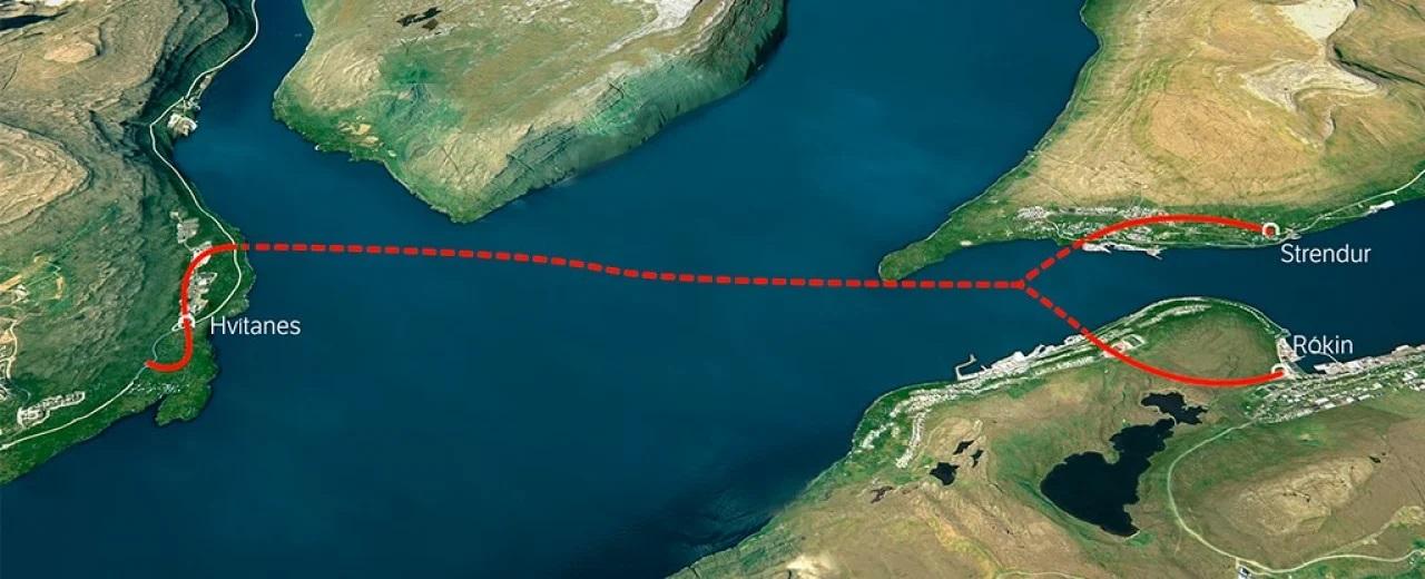 Перша у світі: на Фарерських островах збудували першу автомобільну розв'язку на дні Атлантичного океану