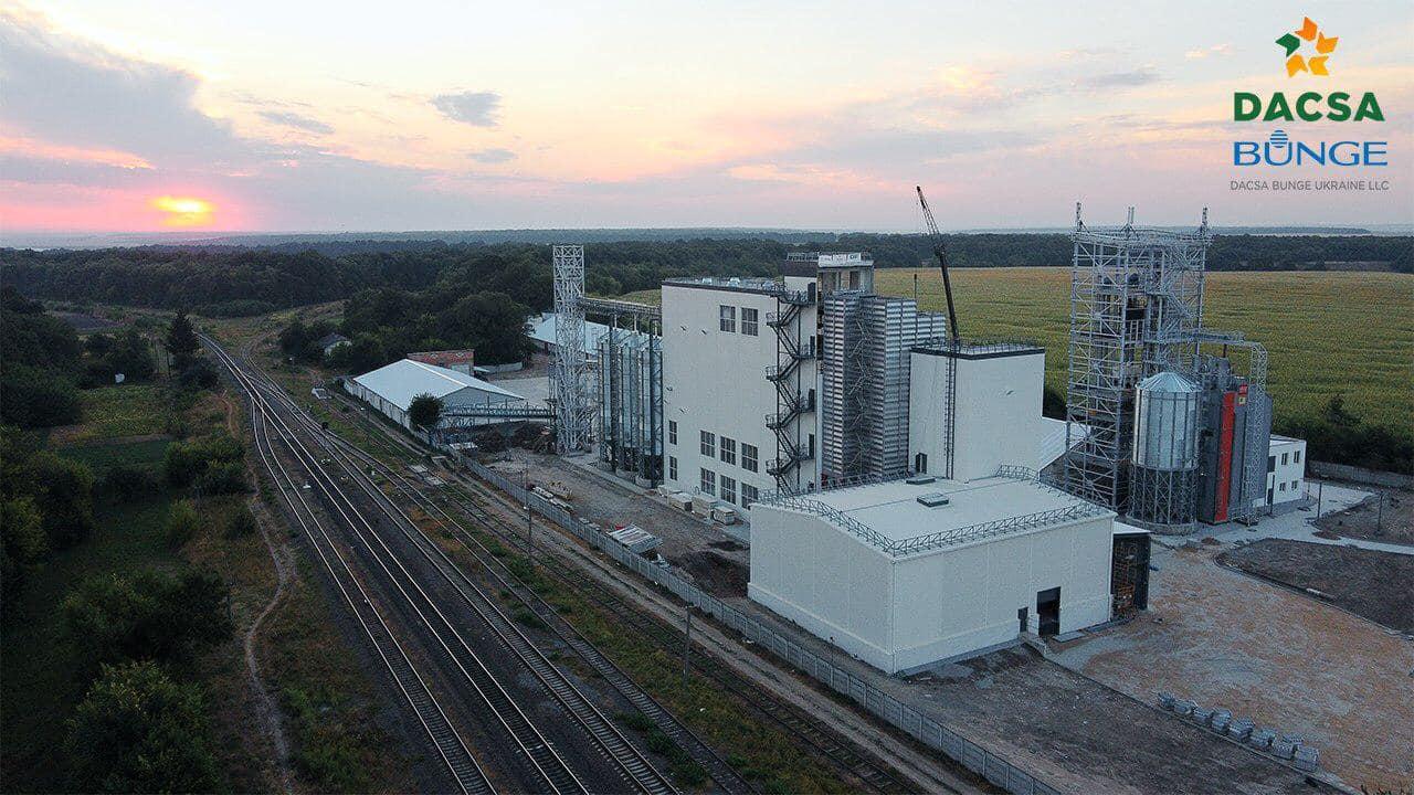 Завод із переробки кукурудзи на Вінниччині
