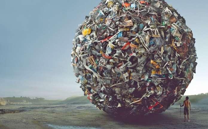 проблема сміття київ