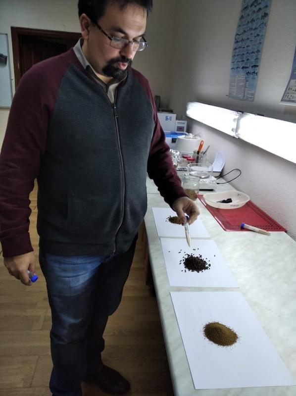 Лабораторія ЧНУ з вирощення червонокнижних риб