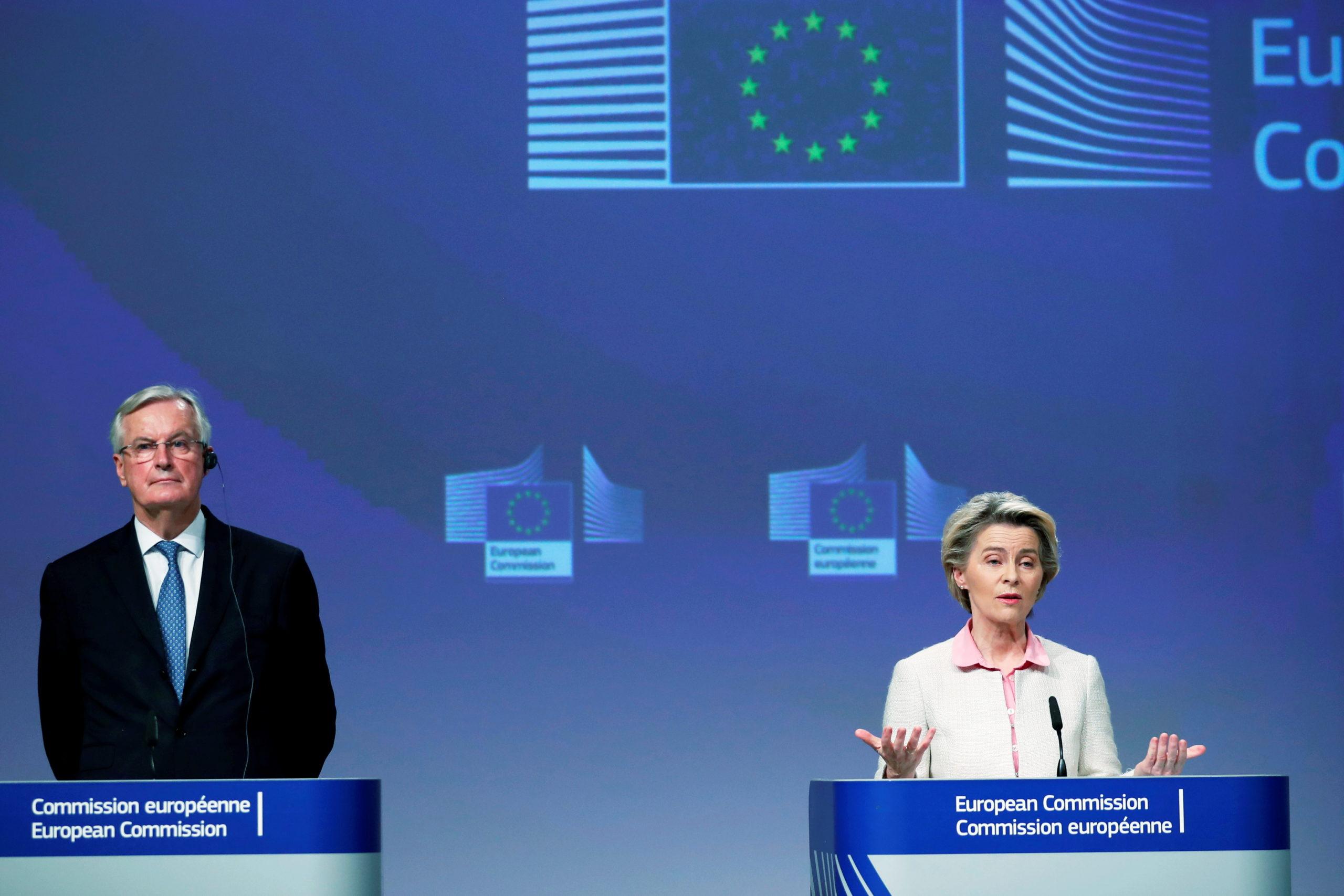 Велика Британія і ЄС погодили торговельну угоду після Brexit