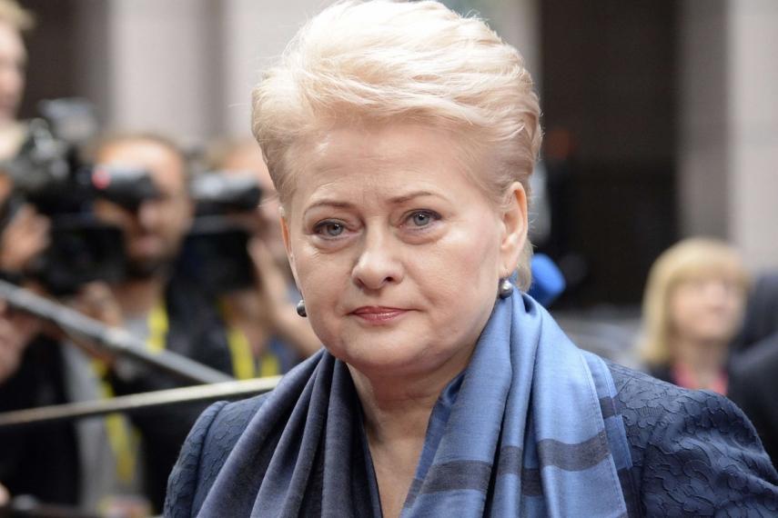 Dalia Grybauskaité