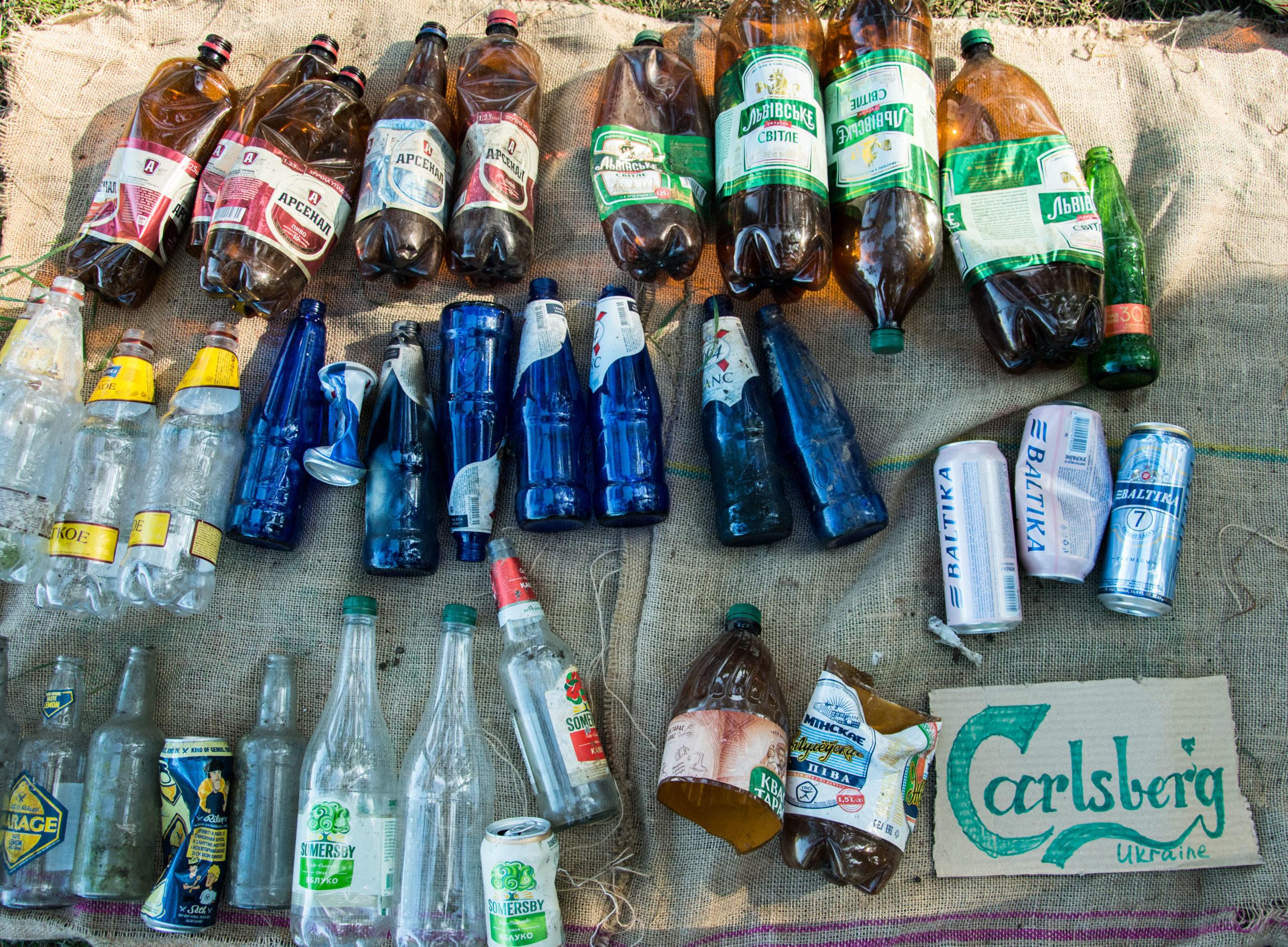 Екоактивісти назвали найбільших забруднювачів пластиком у світі