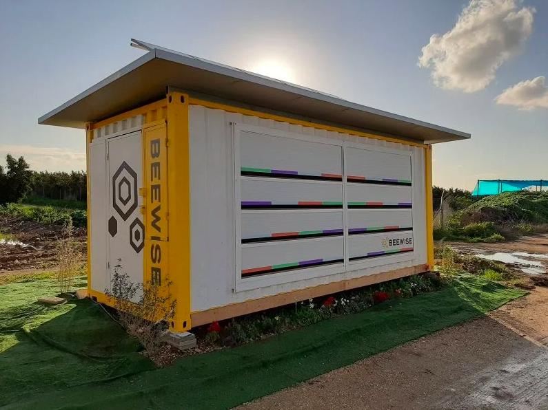 Бункер для пчёл BeeHome