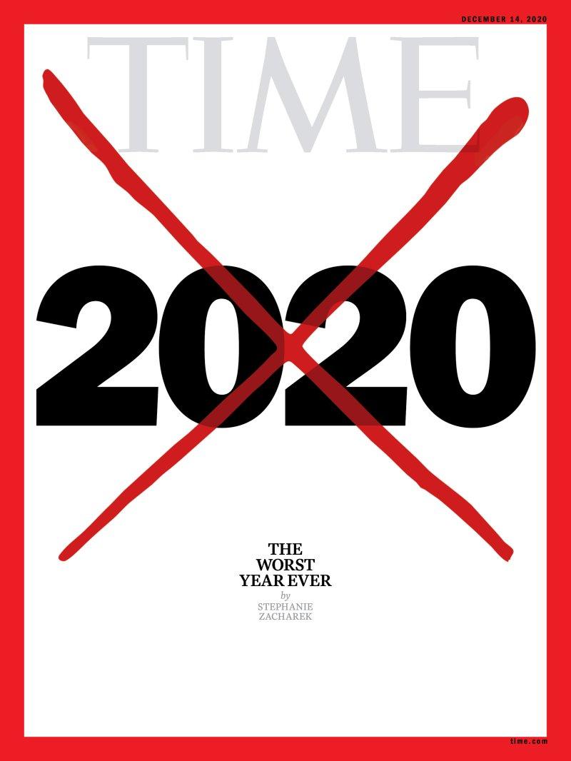 Журнал Time назвав 2020-й найгіршим роком в сучасній історії