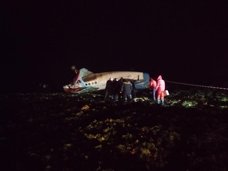 Авіакатастрофа літака на Тернопільщині