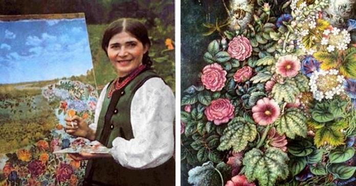 До ювілею: Google присвятив дудл українській художниці Катерині Білокур