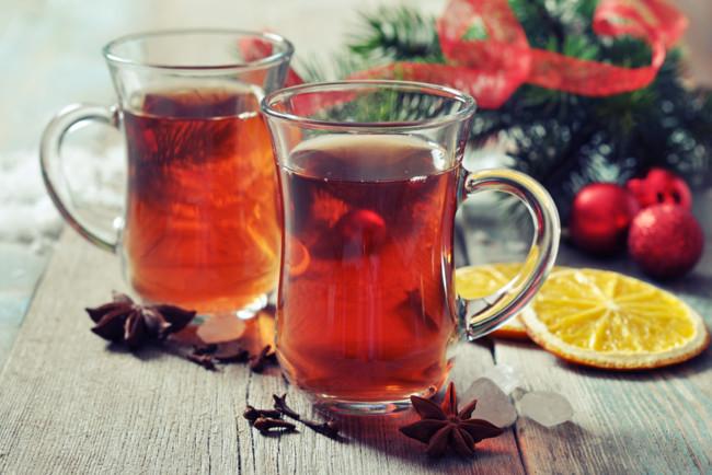 чай - разновидности и факты