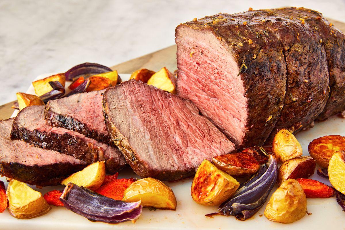 Ідеальний ростбіф Джеймі Олівера (Perfect Roast Beef)