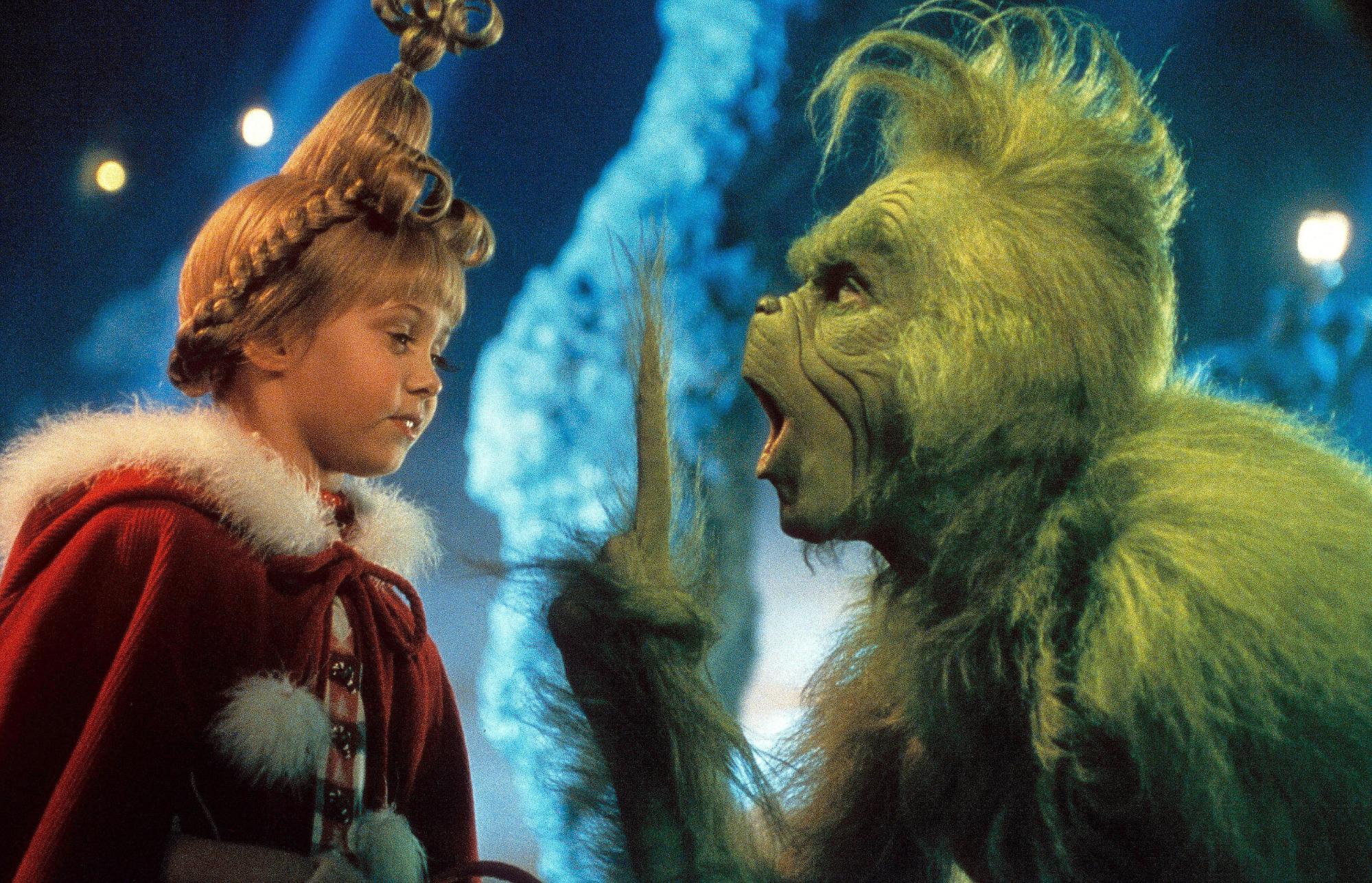 Як Грінч украв Різдво