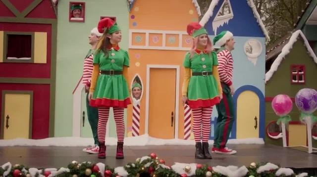 Історія Попелюшки: Різдвяне бажання
